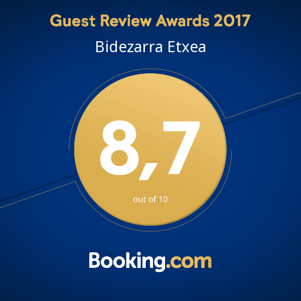 Booking.com Guest Review Awards.